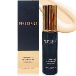 Kem nền Pony Effec Coverstay Foundation SPF/30PA++