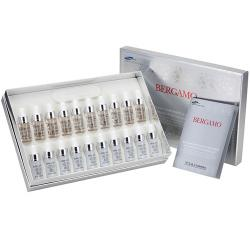 Set serum bergamo whitening perfection ampoule Hàn Quốc