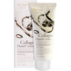 Kem dưỡng da tay Collagen 3W Clinic Collagen Hand Cream
