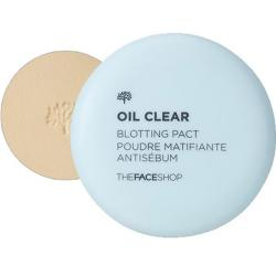 Phấn phủ Oil Clear Smooth & Bright Pact